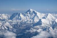 Mount Everest (8.848 m), Himalaya