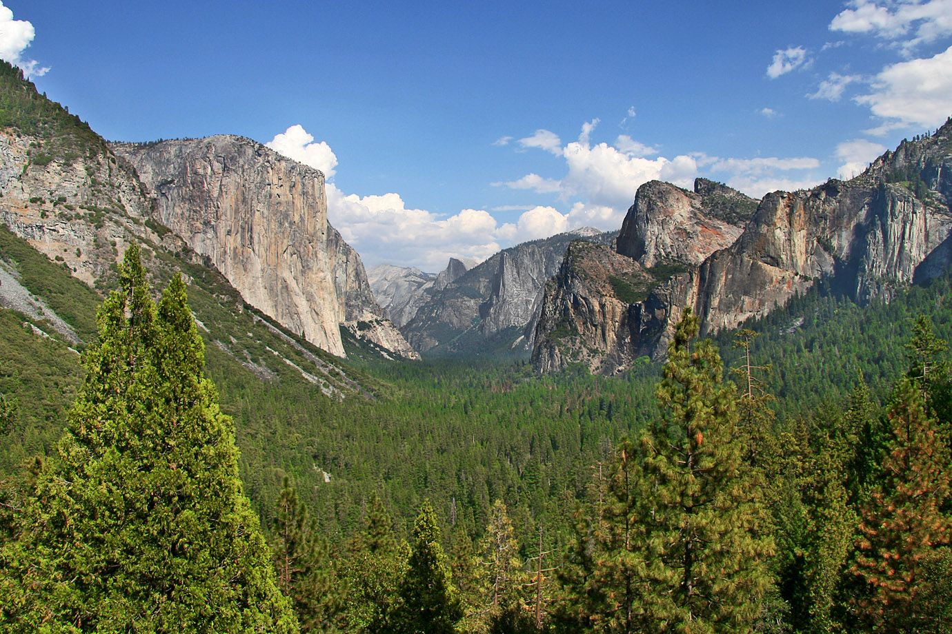 Yosemite-Nationalpark, Kalifornien, USA