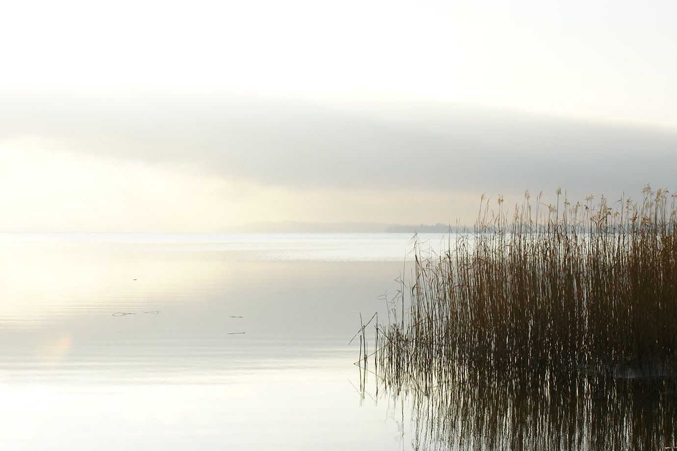 Stille am Chiemsee