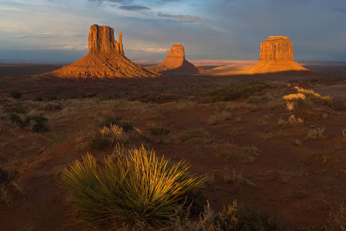 Monument Valley, Colorado Plateau, USA